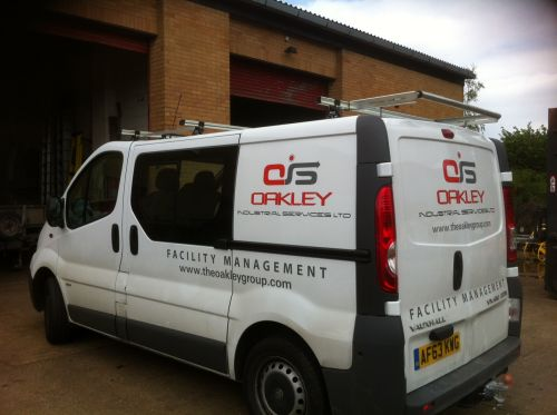 Oakley Industrial Services image July 2015
