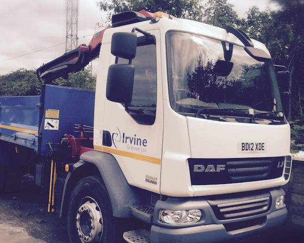 090915 - Highway maintenance specialist takes telematics route for improved fleet control