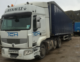 Aggregates specialist uses telematics fleet control to bring costs down